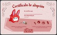 21.Conejo Rojo