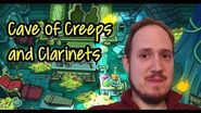 Club Penguin Music 5 - Halloween 2010 (Cave of Creeps and Clarinets)