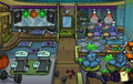 Halloween Party 2016 Puffle Hotel Spa