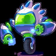 OBlasterRoboBlueTransformation