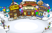 Puffle Party 2009 Plaza