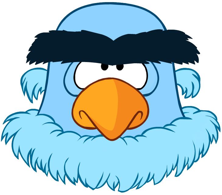 Cabeza de Sam el Águila