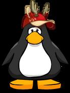 Gorra de Ciervo Rojo carta