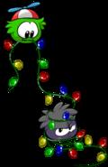 Puffle Negro 15
