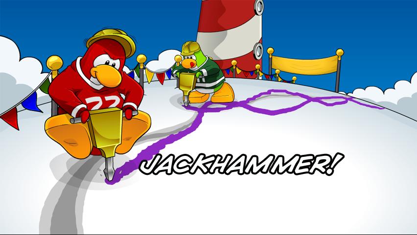 Jackhammer!