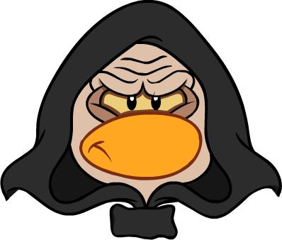 Máscara del Emperador Palpatine