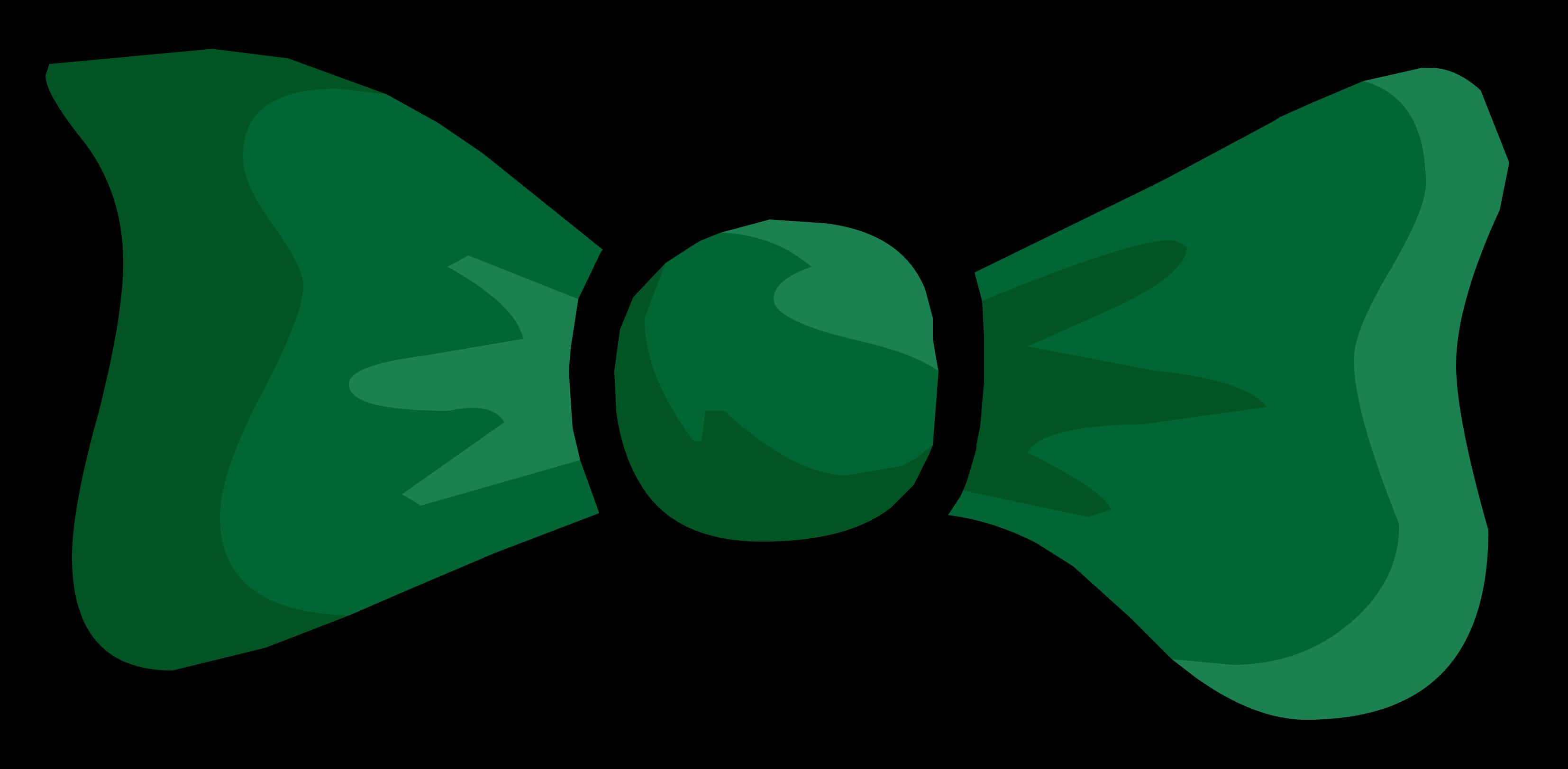 Green Bowtie