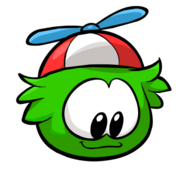 Puffle Verde 15