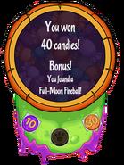 Pumpkin Game Reward