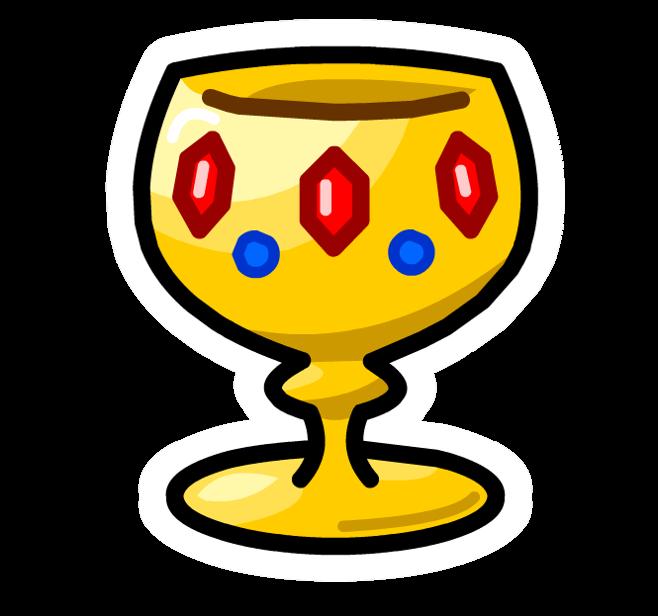 Pin de Copa