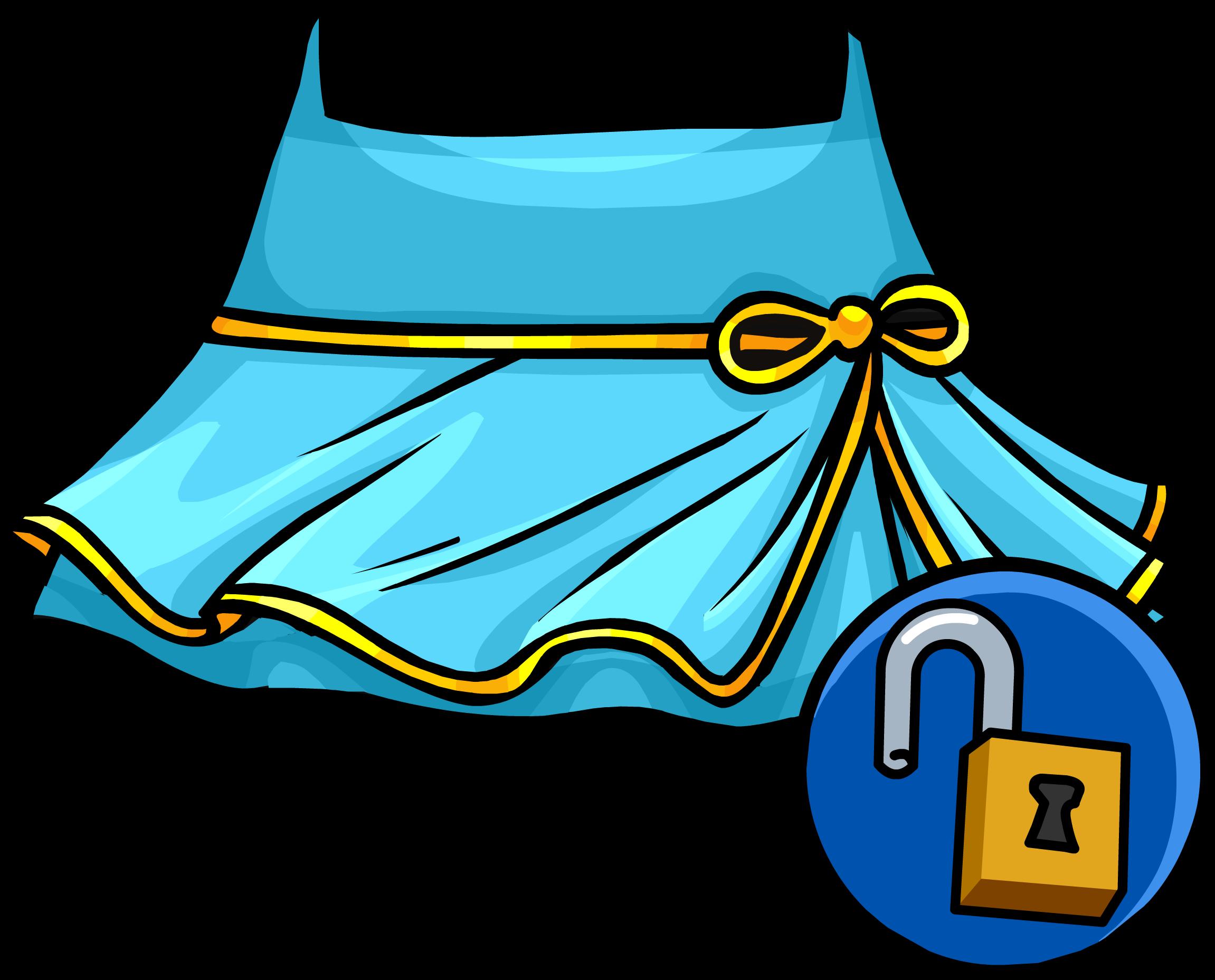 Blue-Sky Dress