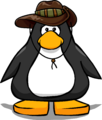 Outback Explorer Hat on a Player Card