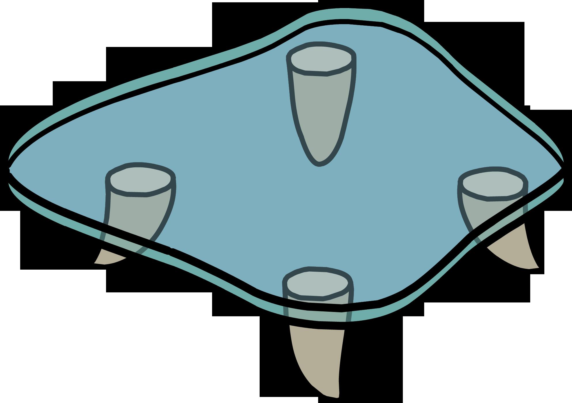 Mesa de Vidrio Volcánico