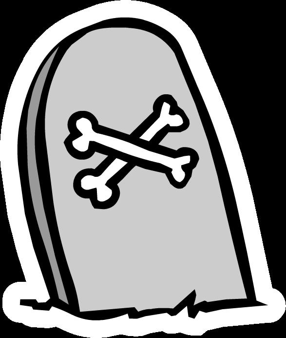Pin de Lápida