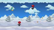 Aventuras en Jetpack Arcade de Club Penguin