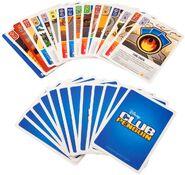 Card-Jitsu CJ Fire expansion deck contents