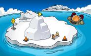 Iceberg construcción Galería 2015