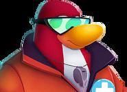 Quest Communicator Jet Pack Guy