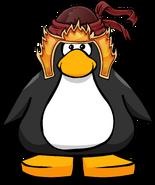 Fiery Helmet PC