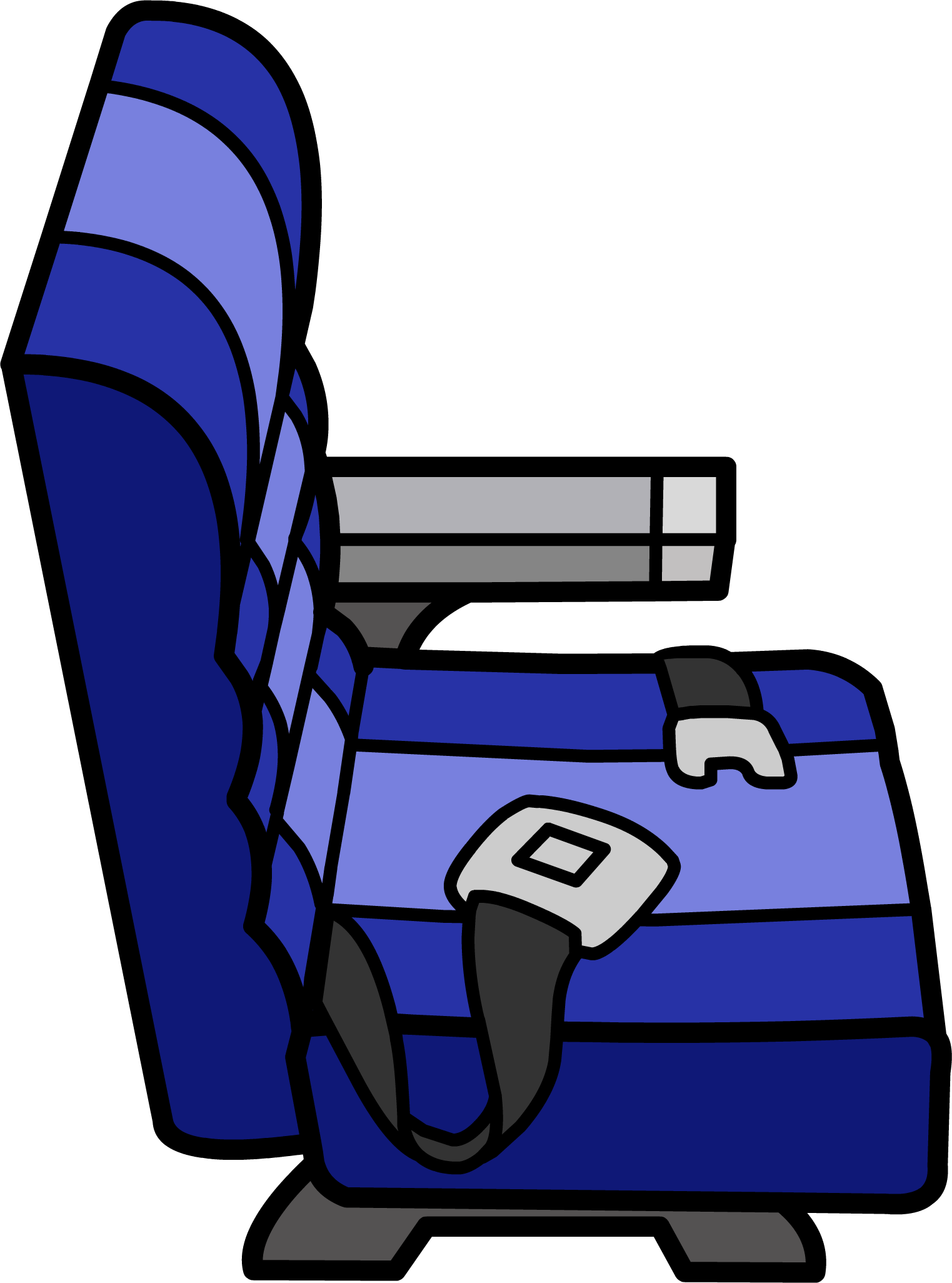 CP Air Seat