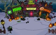 Halloween Party 2011 Plaza
