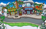 Penguin Cup Plaza Squids win