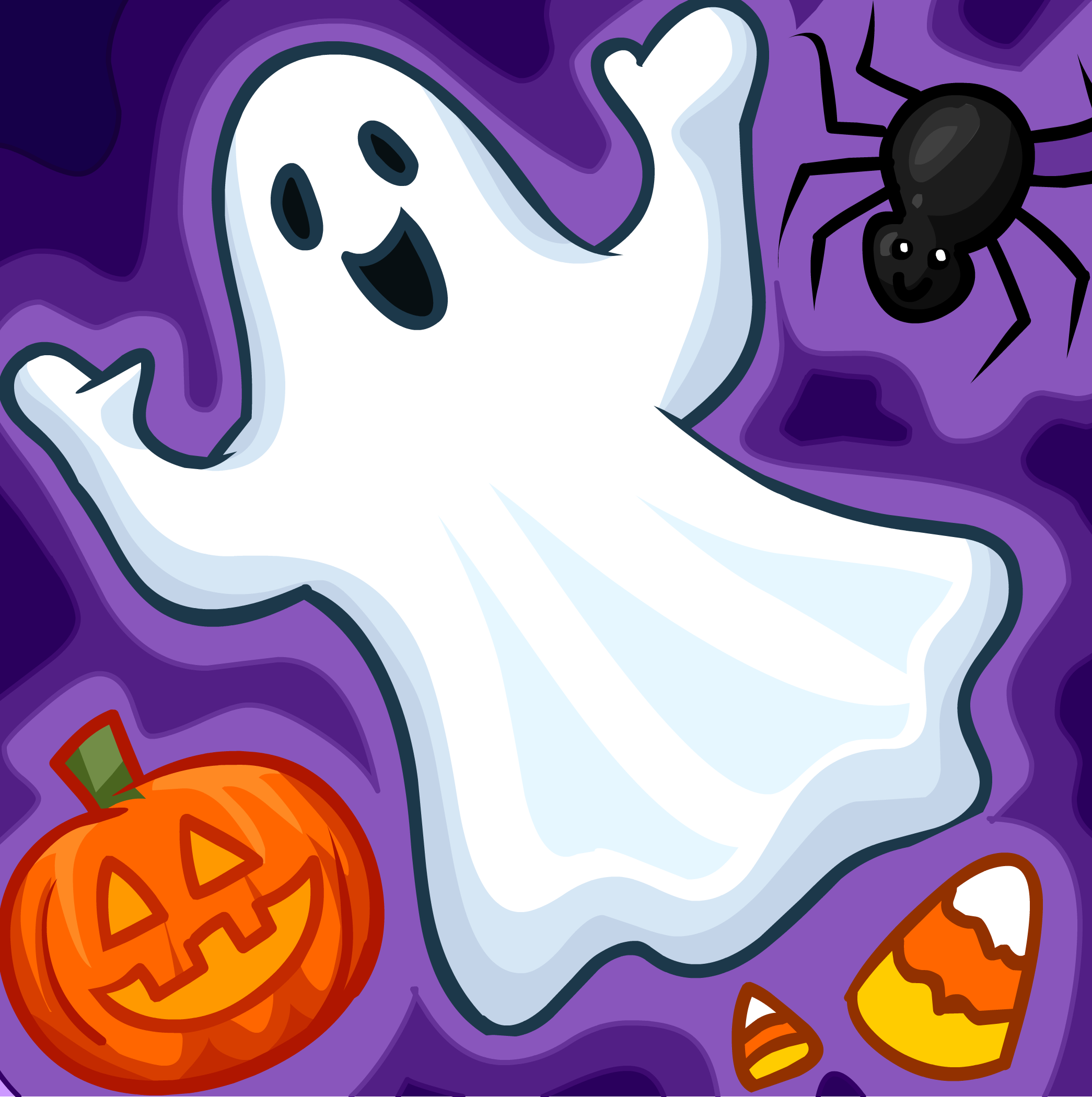 Ghost Background