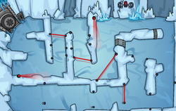 Great Snow Race Laser Maze 3.png