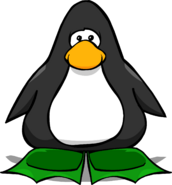 Green Flippers PC