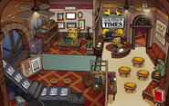Halloween Party 2014 Book Room