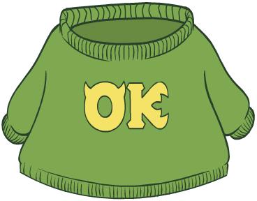 Suéter OK