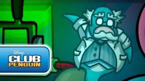 Sneak Peek Halloween Party 2012 - Part 2 Official Club Penguin