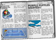 TPT 44 purple puffles sighted