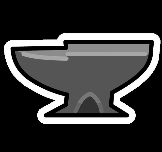 Pin de Yunque