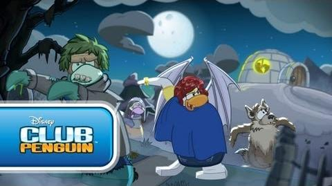 Club Penguin Halloween Party 2013 Trailer 720p HD