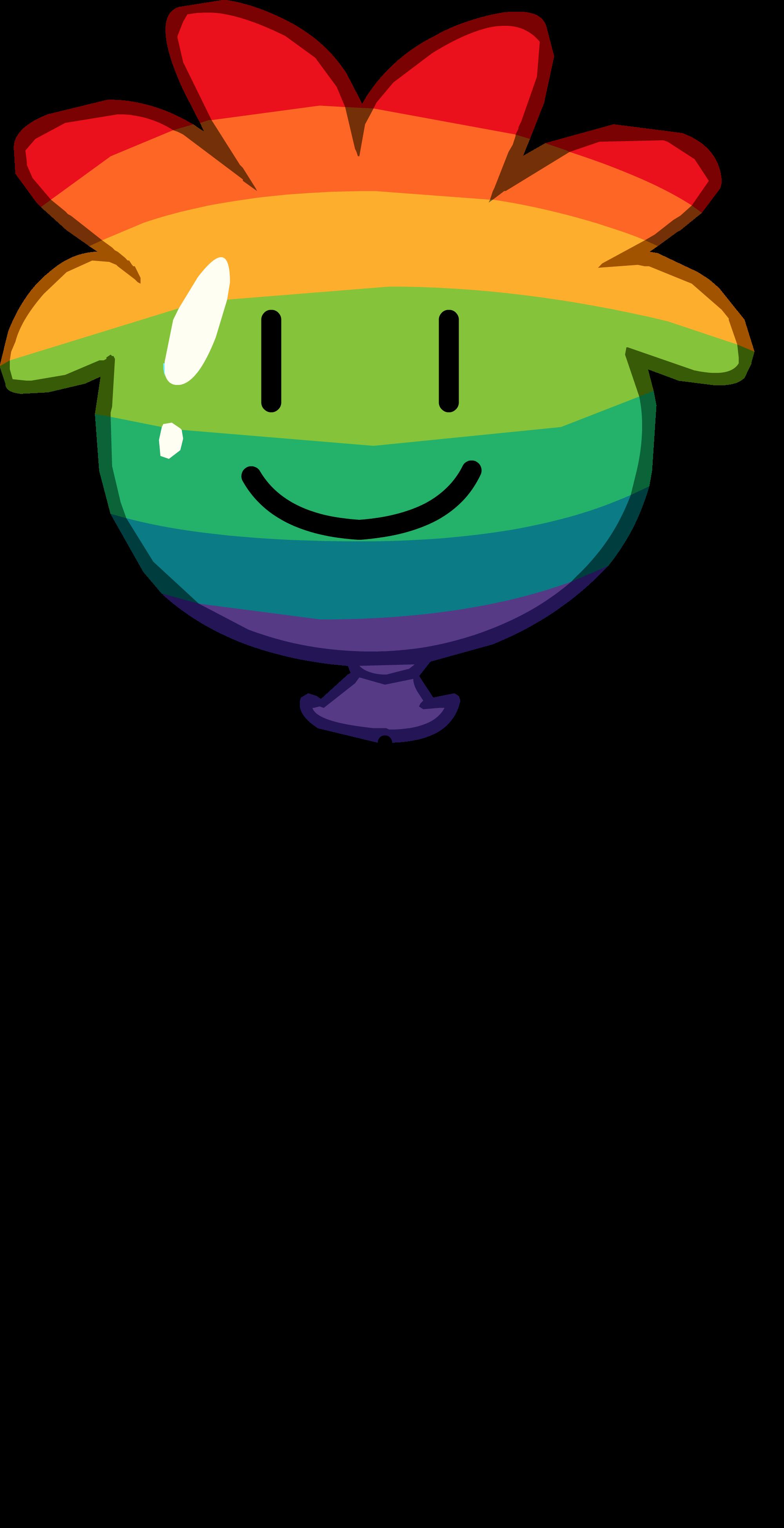 Globo de Puffle Multicolor