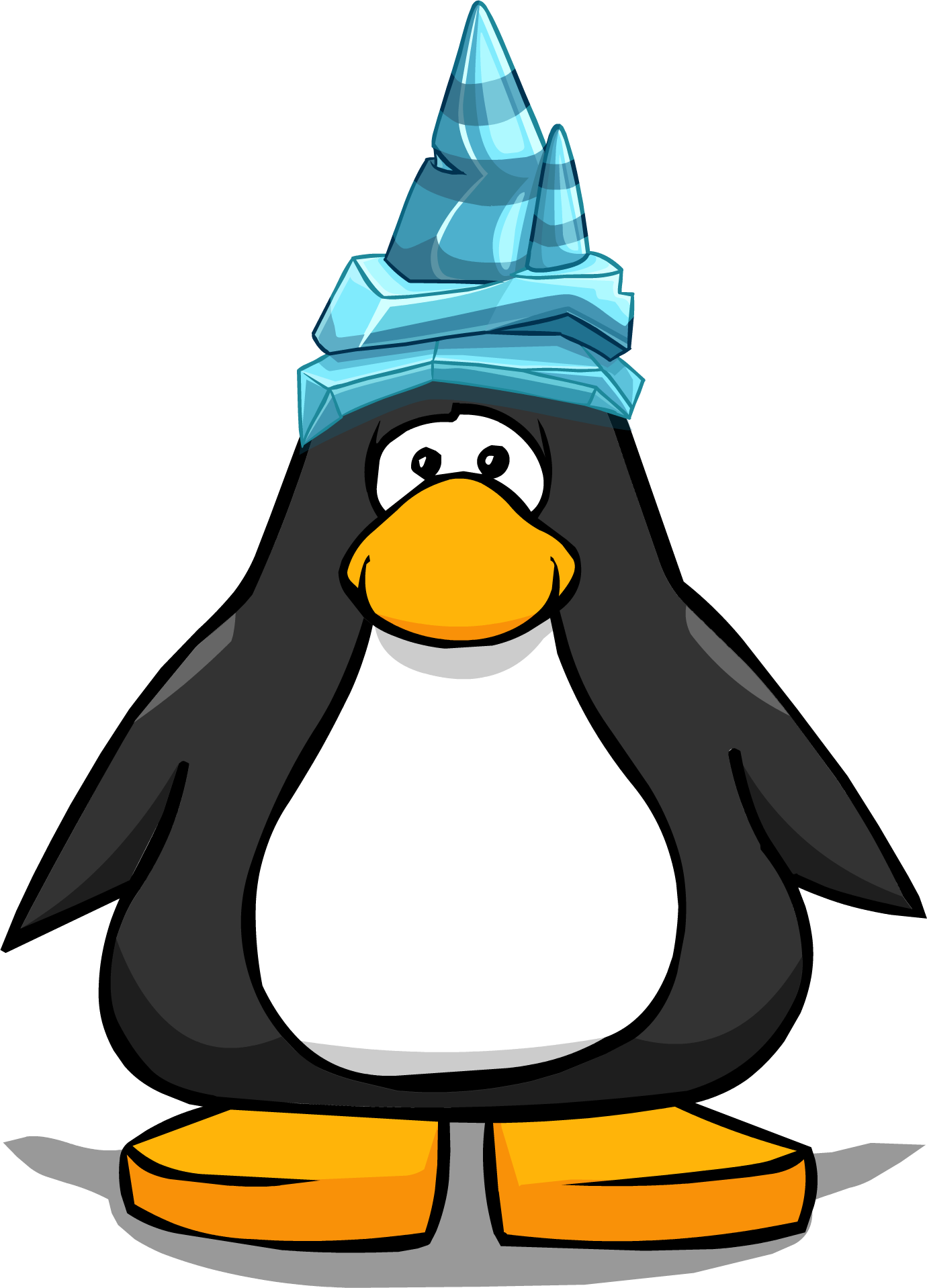 Ice Party Hat