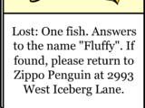 Fluffy the Fish