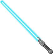 Blue Lightsaber icon.png