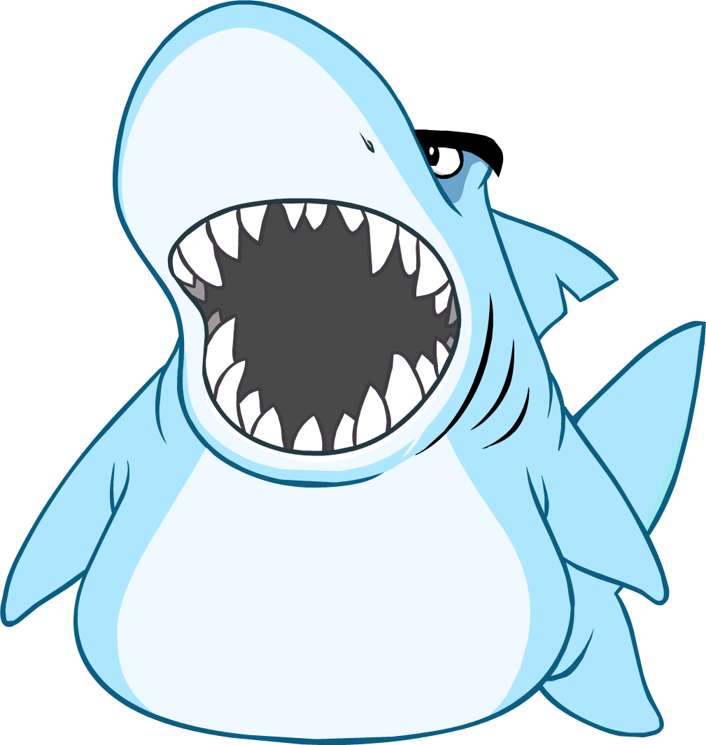Disfraz de Mascota de Tiburones