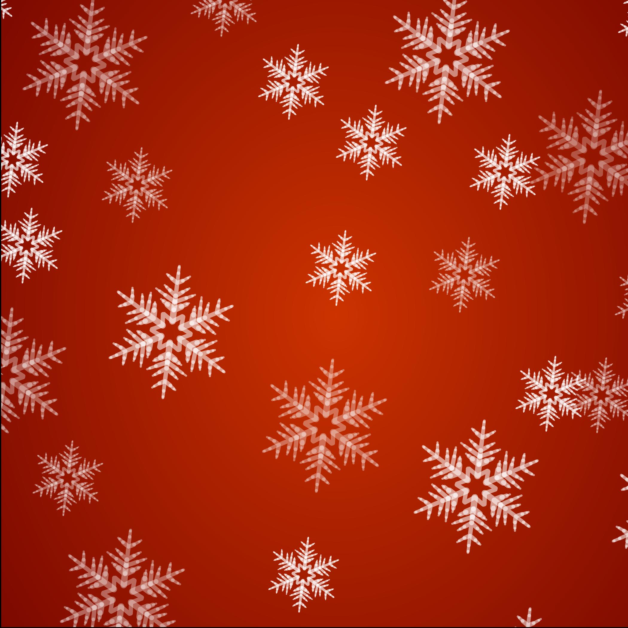 Fondo de Copos de Nieve (ID 9288)