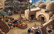 Star Wars Takeover Mos Eisley