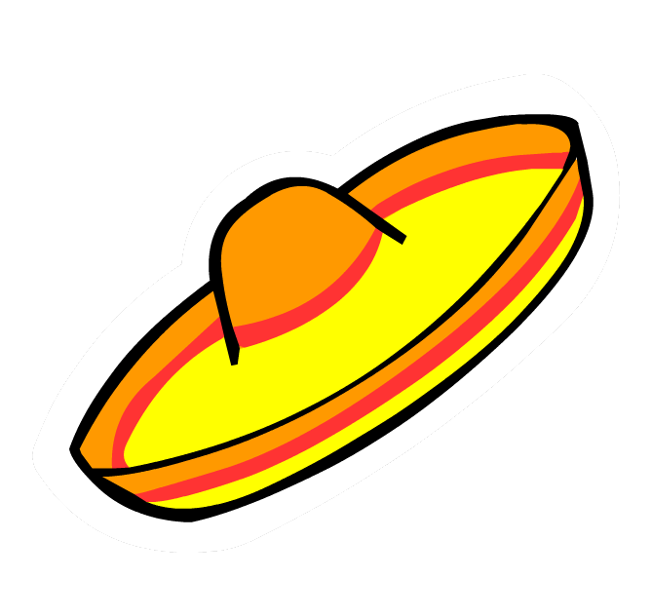 Pin de Sombrero