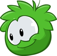 Puffle Verde 4