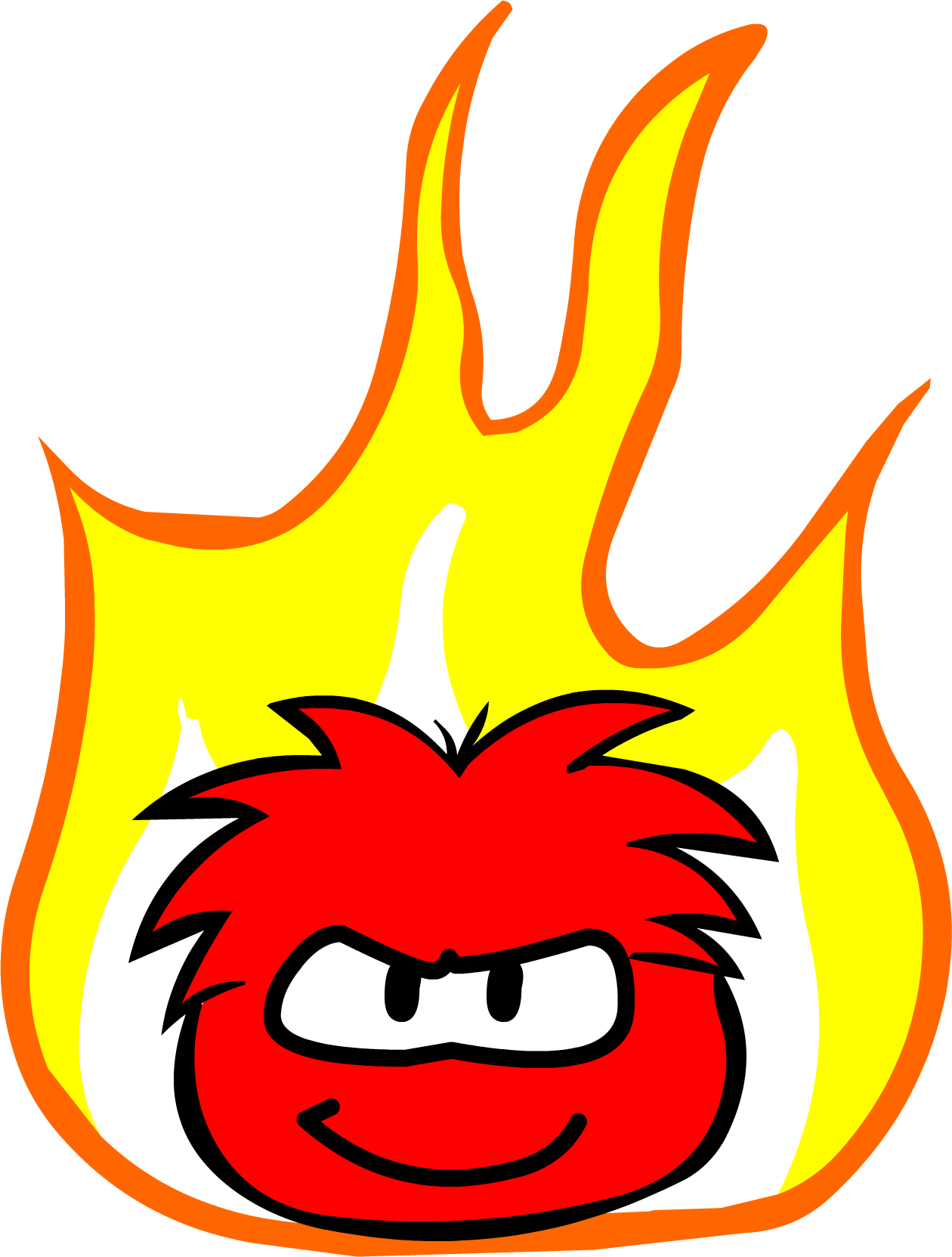 Flying Fireball