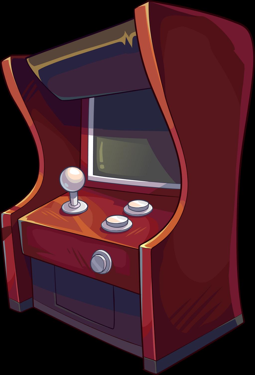 Unplugged Arcade Machine