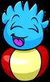Blue PuffleBall