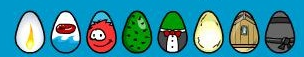 Búsqueda de Huevos de Pascua 2008