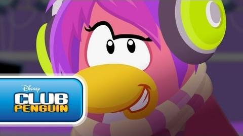 Club Penguin Shorts - Cadence - The Party Starts Now (Available on iTunes!)