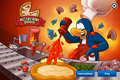 Pizzatron 3000 app title screen